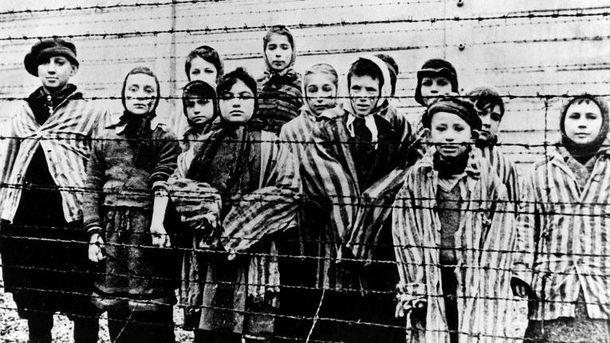 Полонені Освенцима