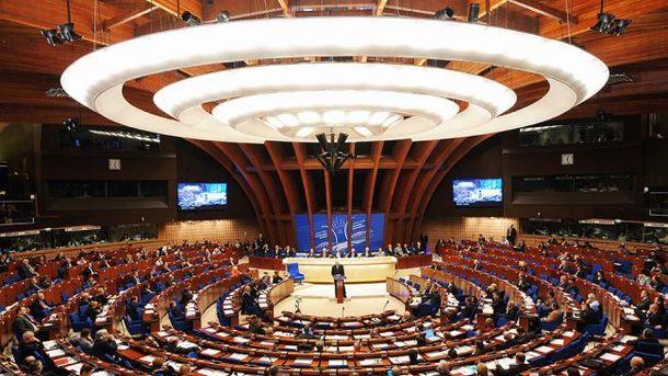 Санкции на Россию ПАСЕ наложила еще в апреле 2014 года