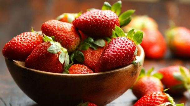 7 фактів про користь полуниці
