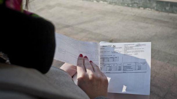 На коммуналку и еду украинцы тратят более половины доходов