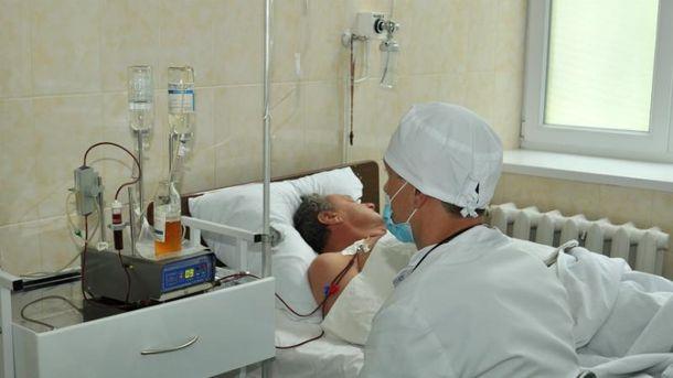 Більше півтисячі жителів Ізмаїла опинилось в лікарнях з отруєнням