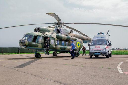 Військовий гелікоптер