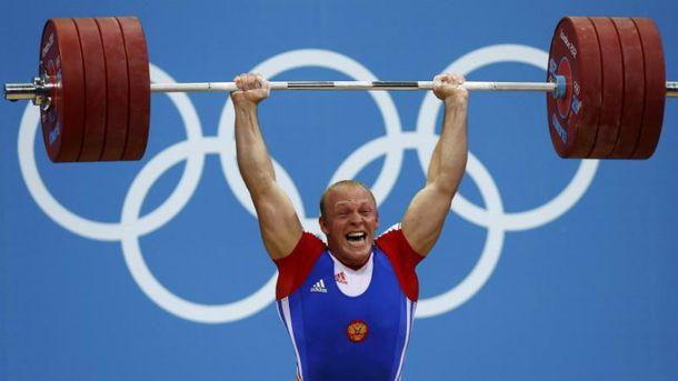 Российским тяжеловесам Олимпиада может только сниться