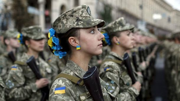 В Минобороны рассказали, сколько женщин в украинской армии