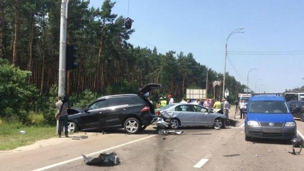 Смертельная авария возле Конча-Заспы