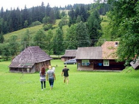 Зелений туризм