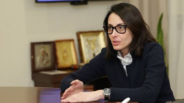 Хатія Деканоїдзе готова продовжити реформу поліції