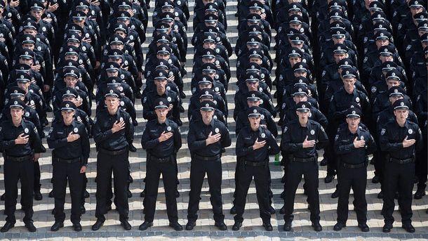 Патрульна поліція вимагає чимало грошей на реформи