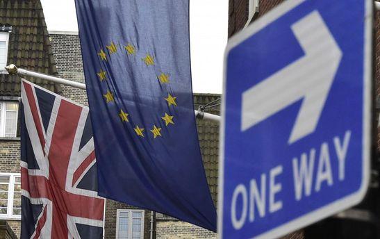 Вихід Британії з ЄС