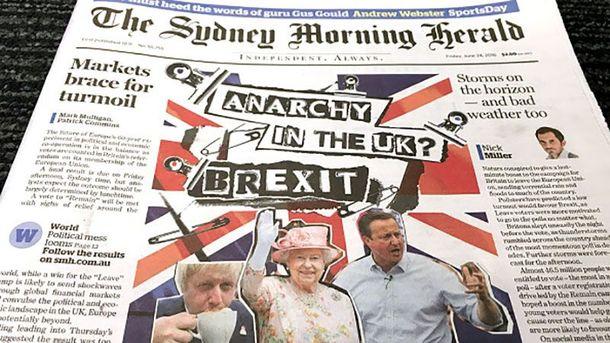 Референдум в Британии