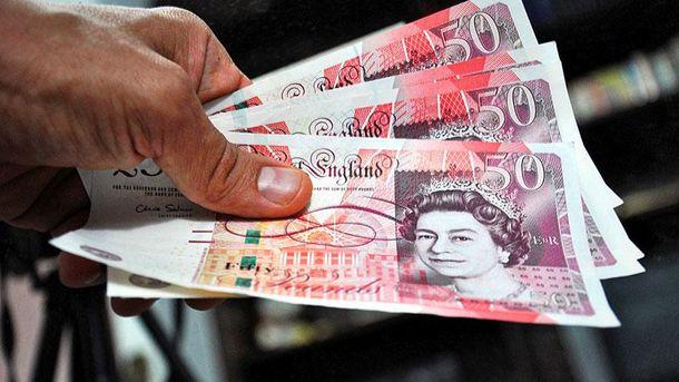 Британський фунт стерлінгів