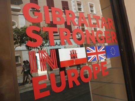 Референдум на Гібралтарі