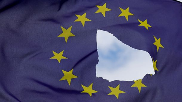 Великобританія виходить з ЄС