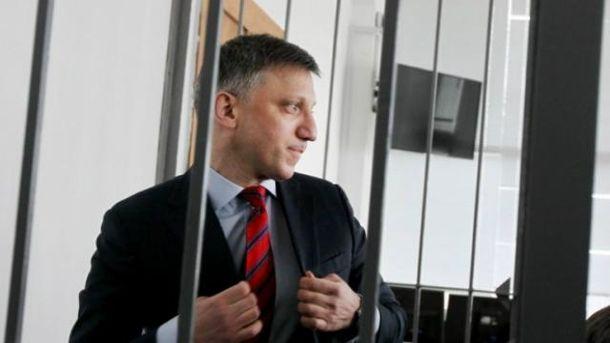 Андрій Слюсарчук вийшов на волю