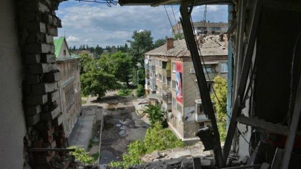 В Кабмине уже считают, сколько нужно на восстановление Донбасса