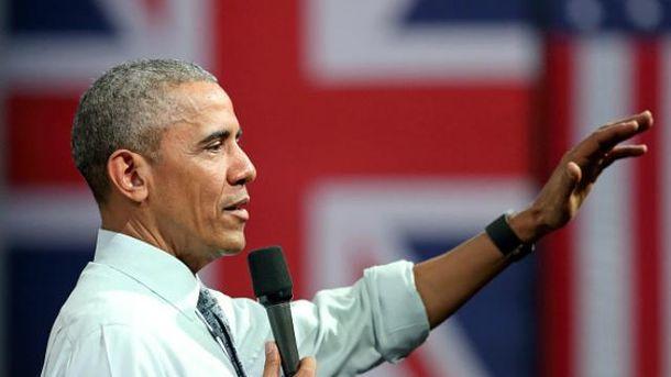 Обама відреагував на вихід Великобританії з ЄС