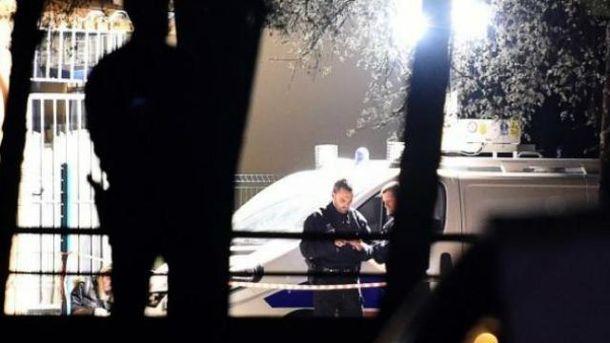 Французская полиция расследует убийство
