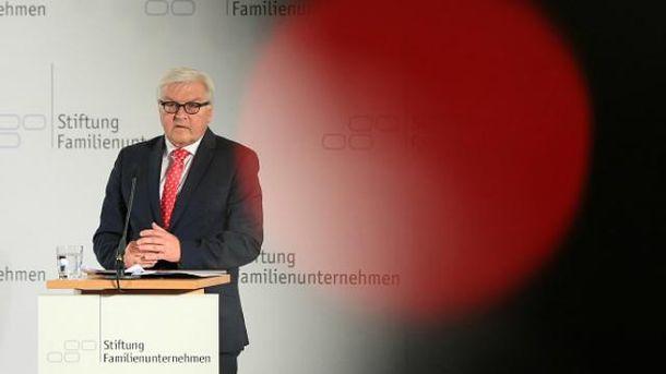 Штайнмайер розповів про нові перспективи ЄС без Британії