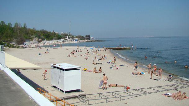 Одесcкий пляж
