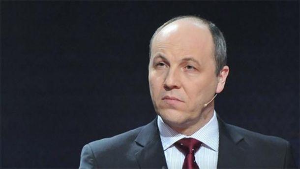 Парубий готов позволить арестовать Онищенко