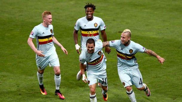Бельгійські футболісти сьогодні заслуговують на свято