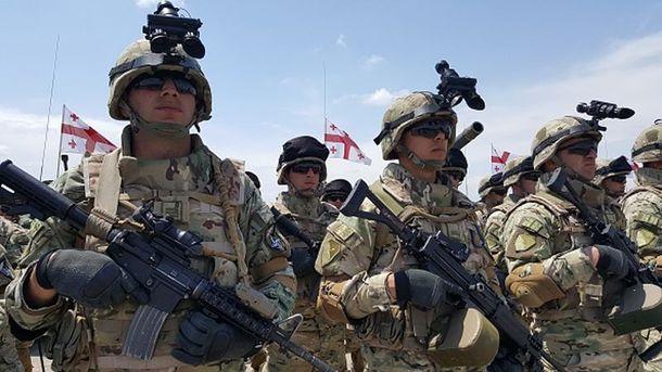 Грузинська армія