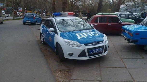 Машина ДПС