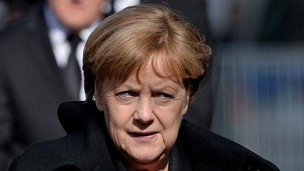 Меркель має своє бачення про вибори на Донбасі