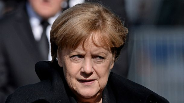 Меркель имеет свое видение о выборах на Донбассе