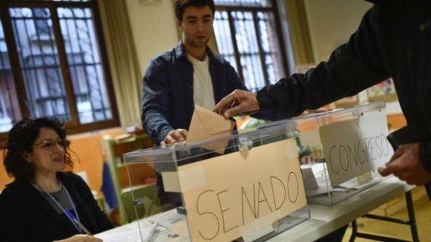 Большинство голосов в Испании получила Народная партия