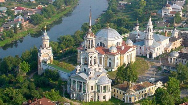 Борисоглібський монастир у Торжку
