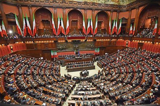 Парламент Італії