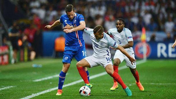 Исландцы неожиданно выбили из турнира Англию