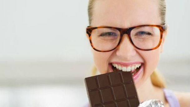 Любити шоколад