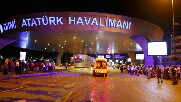 Вибух у Стамбулі