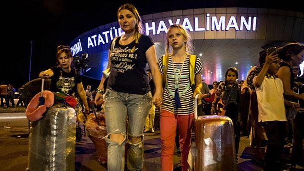 Аеропорт імені Ататюрка у Стамбулі