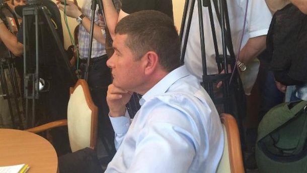 Онищенко теж прибув на засідання комітету