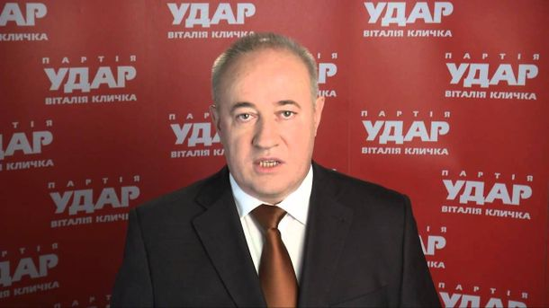 Виктор Чумак избрался в парламент от