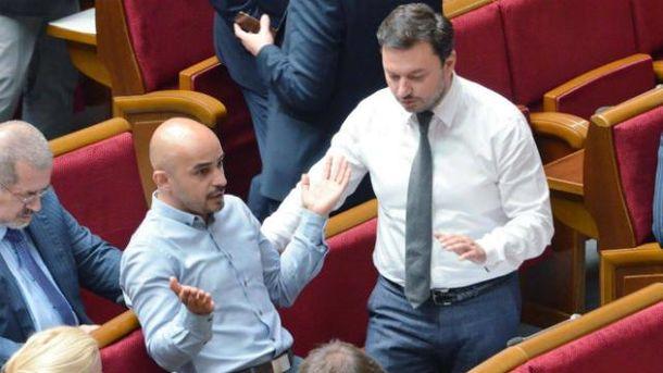 Найем анонсирует съезд новой партии