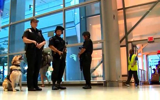 Американские правоохранители