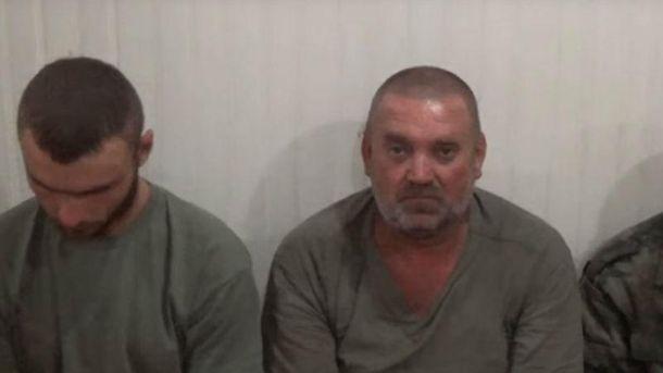 Затримані терористи