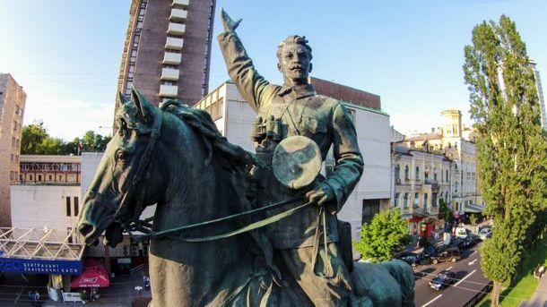 Памятник Николаю Щорсу