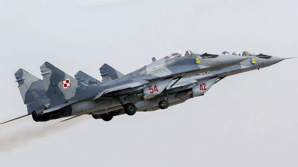 Украина передаст 40 ракет