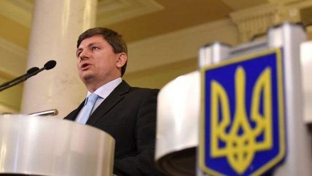 Представник Президента в парламенті Артур Герасимов
