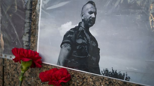 Василий Слипак погиб на Донбассе