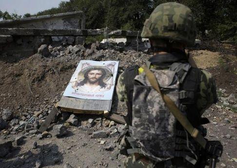 Українські війська зазнали втрат на Донбасі