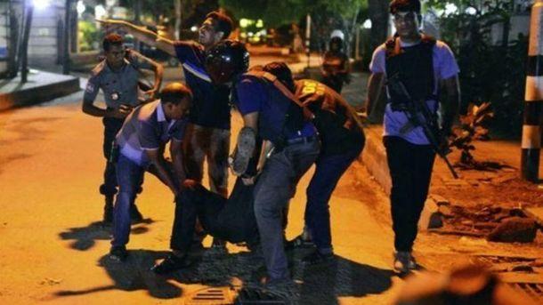 Терористи вбили 20 заручників