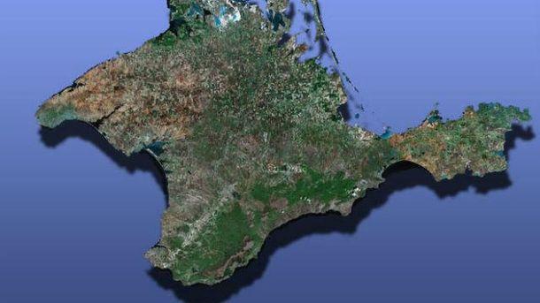 Крым назвали российским