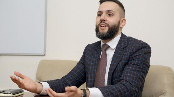 Максим Нефьодов, заступник міністра економіки