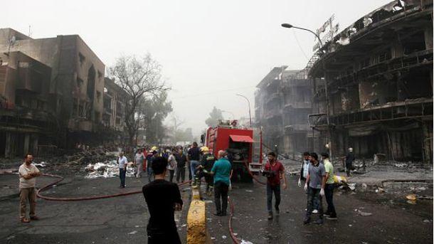 Теракт у Багдаді